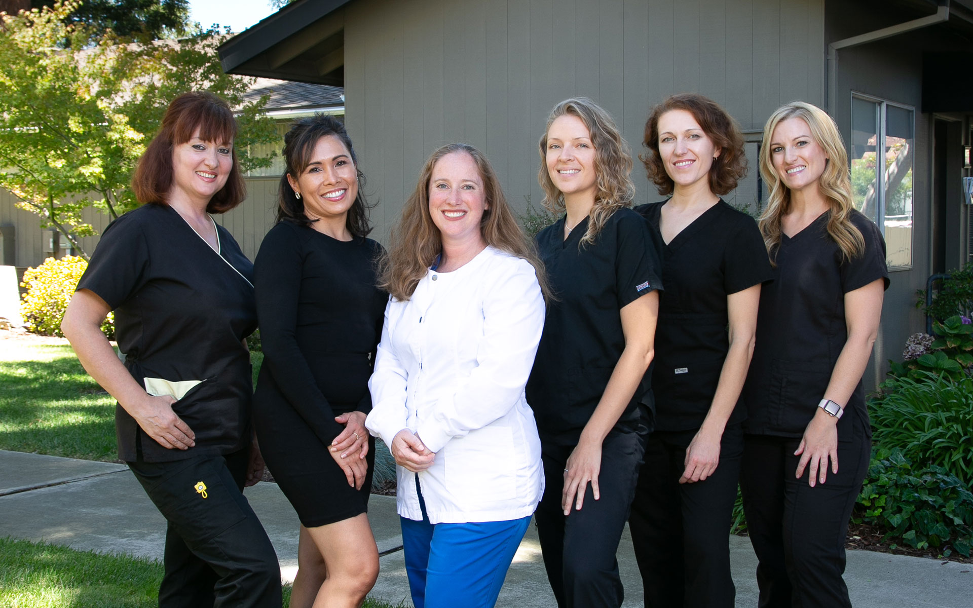 Expression Dental Team Photo