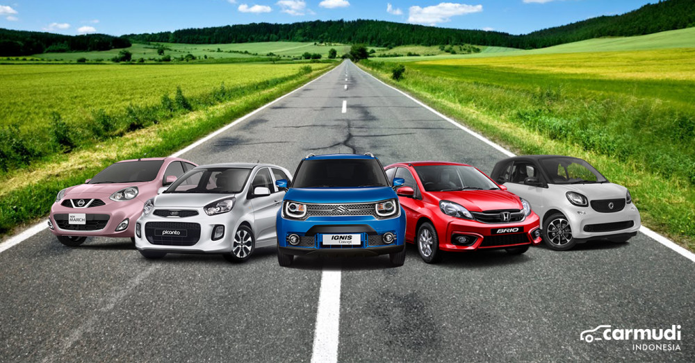 Apa pilihan terbaik ketika mencari untuk membeli mobil
