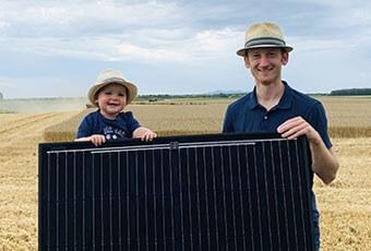 Lition - Solarstrom von deutschen Modulen