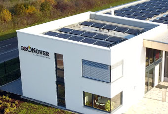 Lition - Gronover Energy one