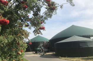 Lition - Biogasanlage Bruns