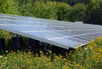 Lition - Solaranlage Lübesse West