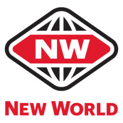 New world logo