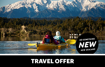 Tnz web offer tile april 21 okarito kayaks fasb