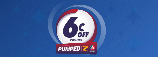 Pumped 6c website offer banner 630x230