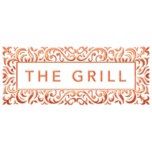 The grill logo 300x300px