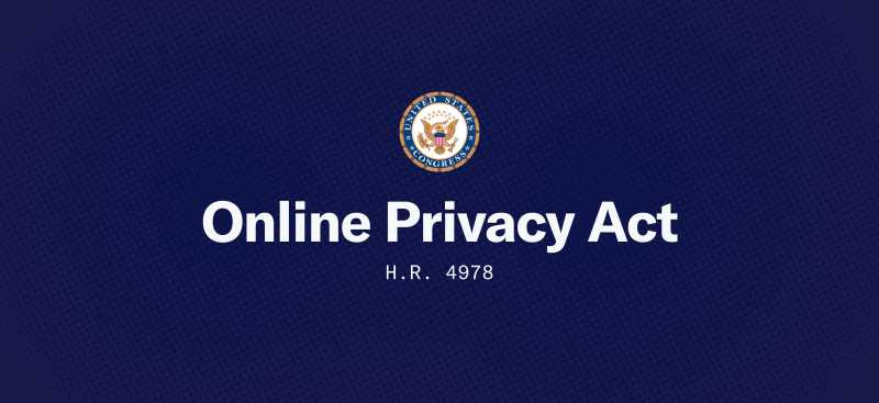 Proposed Federal Online Privacy Act Goes After Big Tech and puts Consumers in the Driver's Seat