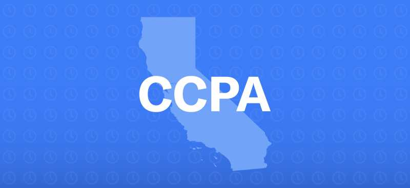 California's Attorney General won't extend the CCPA's January 1st, 2020 deadline