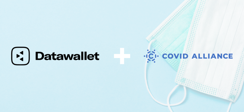 Datawallet joins the COVID Alliance as Privacy Partner