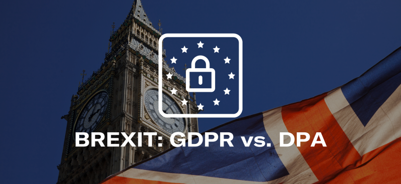 GDPR & DPA: What you need to know