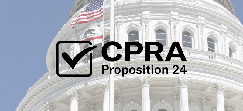 Californians pass Proposition 24: The CPRA