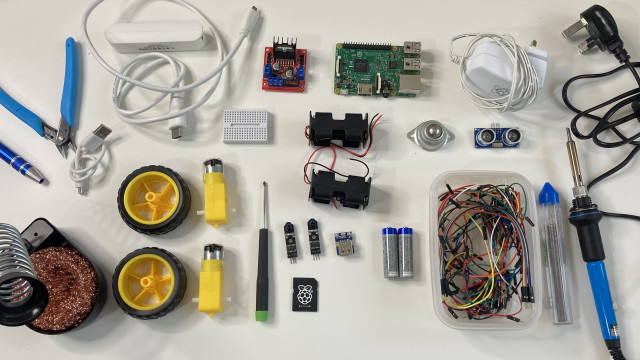 A journey into physical computing
