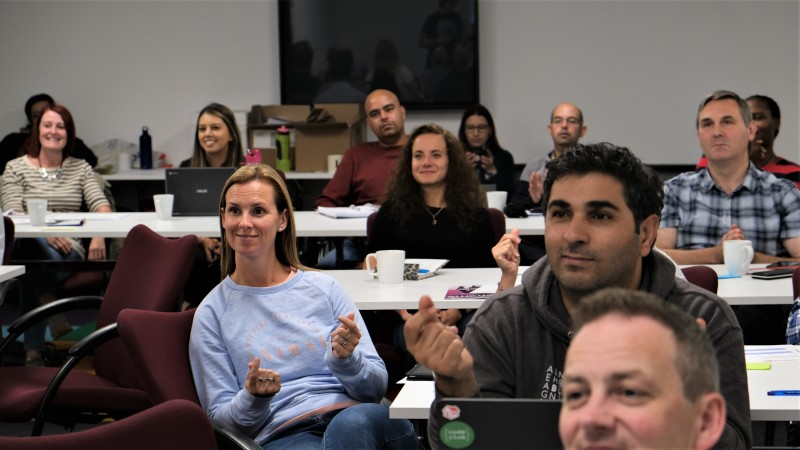 Digital Schoolhouse prides itself on providing high-quality training led by some of the top practitioners in the country. Image credit: Digital Schoolhouse