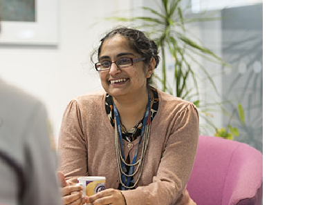 Reena Pau, University of Southampton