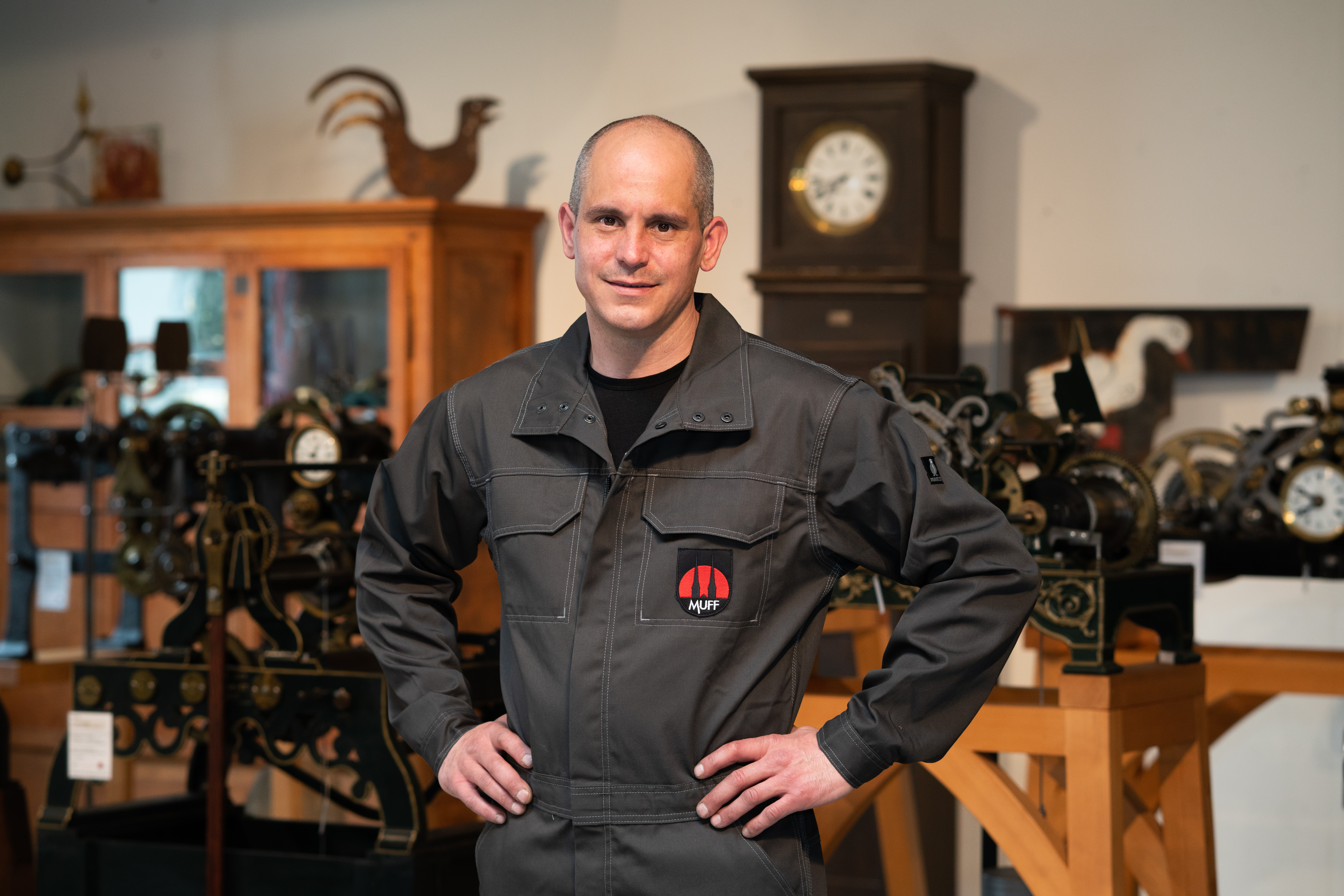 Portrait von Thomas Burkart