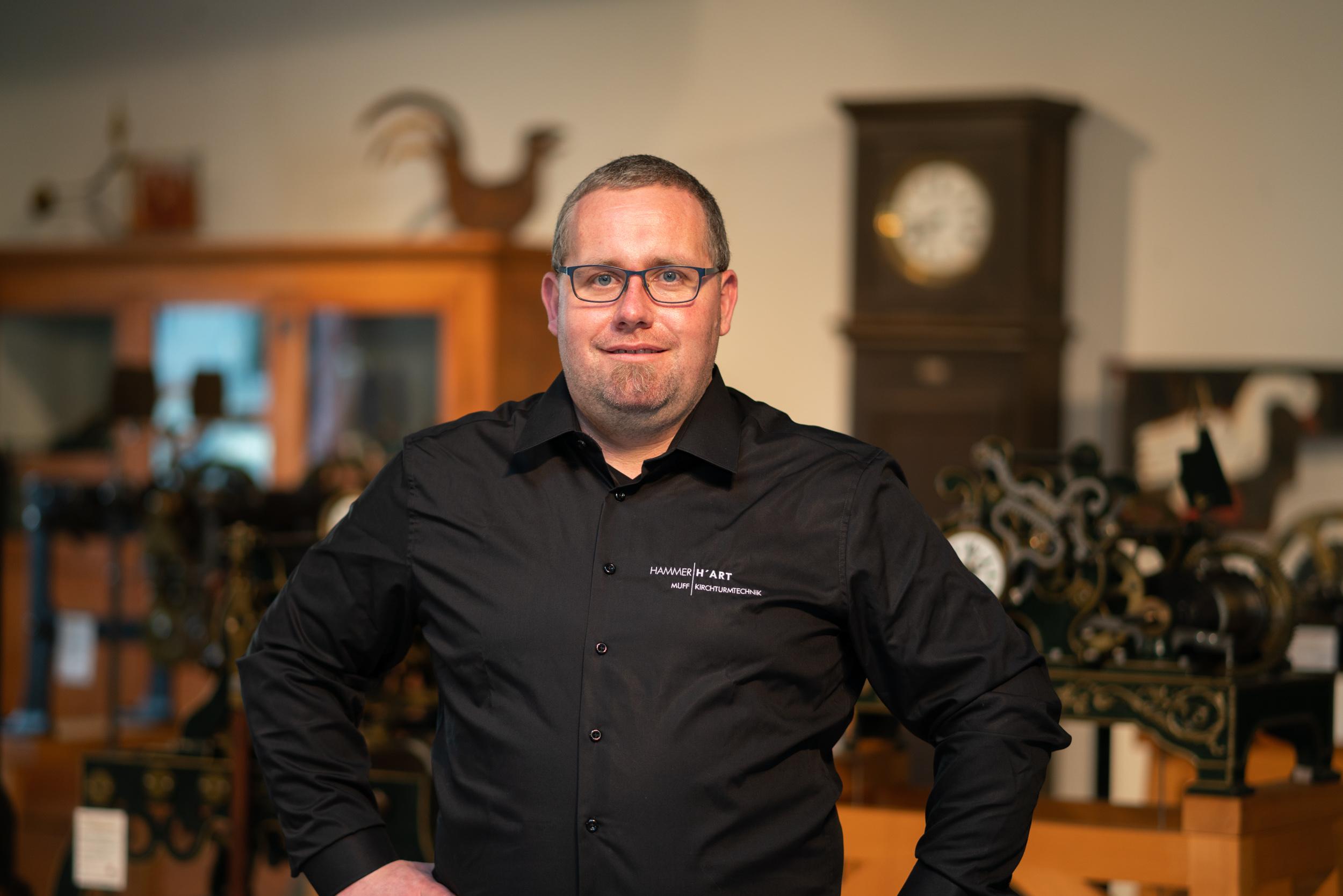 Portrait von Adrian Schmid