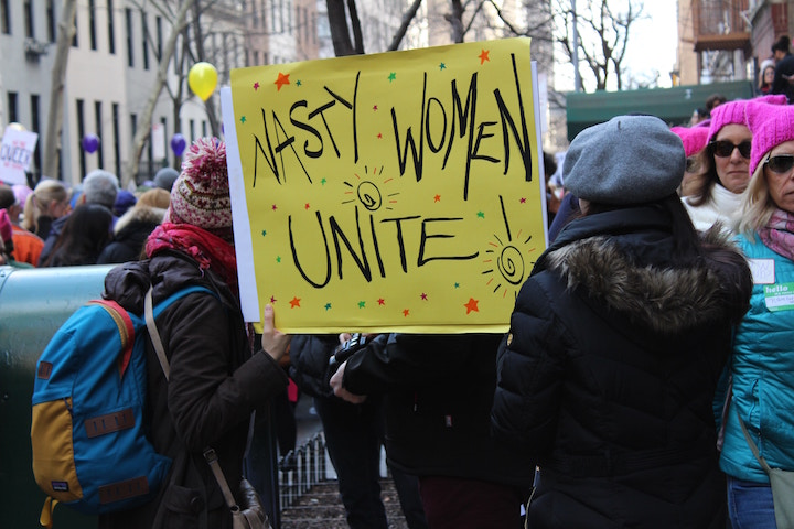 nastywomenunite