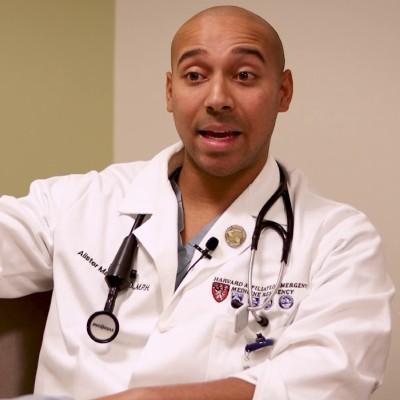 Dr. Alister Martin