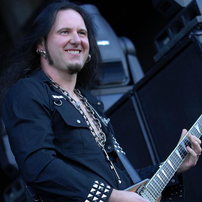 Metal Mike Chlasciak