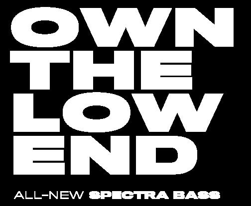 All-New Spectra Bass