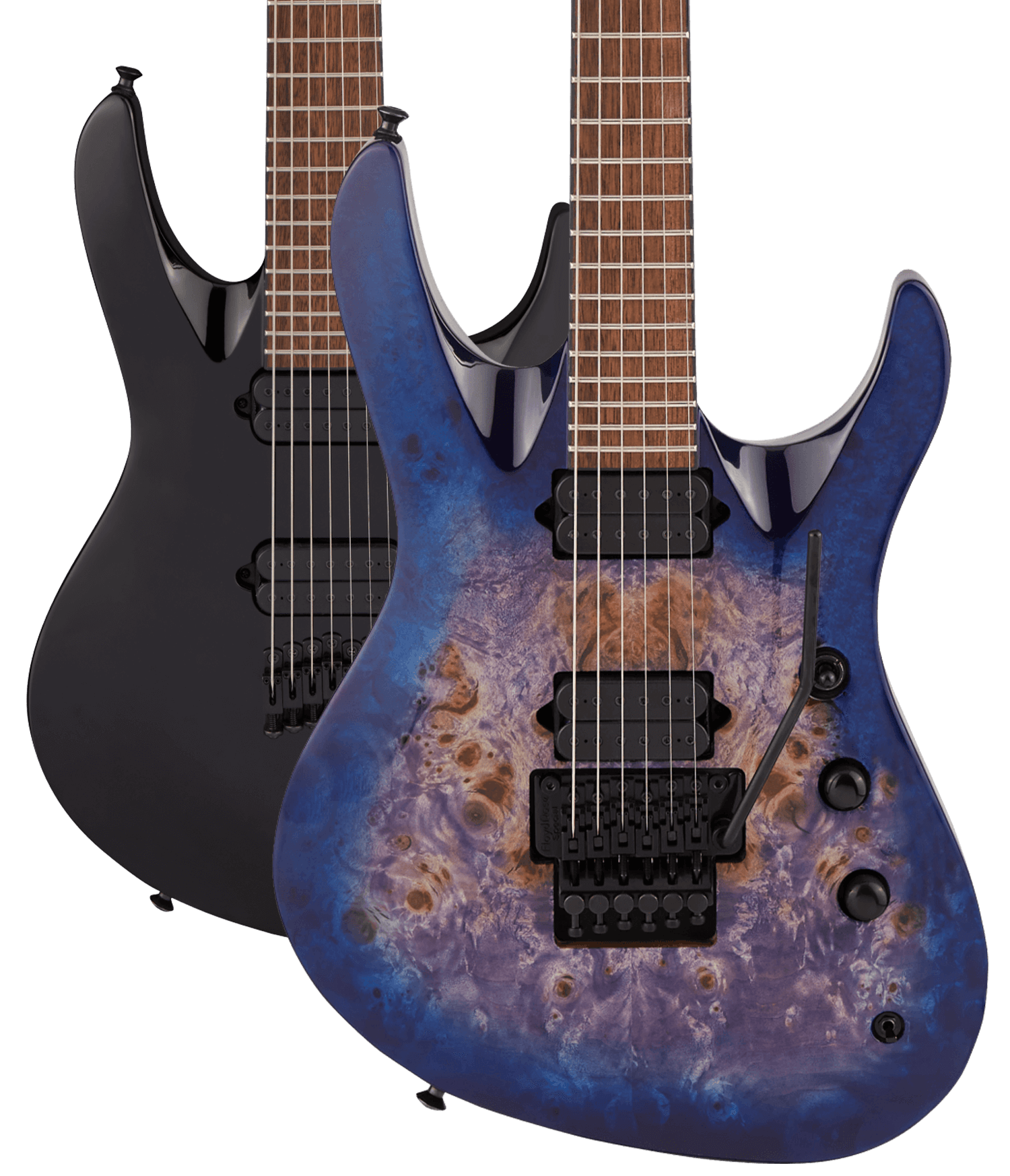 CHRIS BRODERICK PRO SERIES SIGNATURE SOLOIST 6- AND 7-STRING MODELS