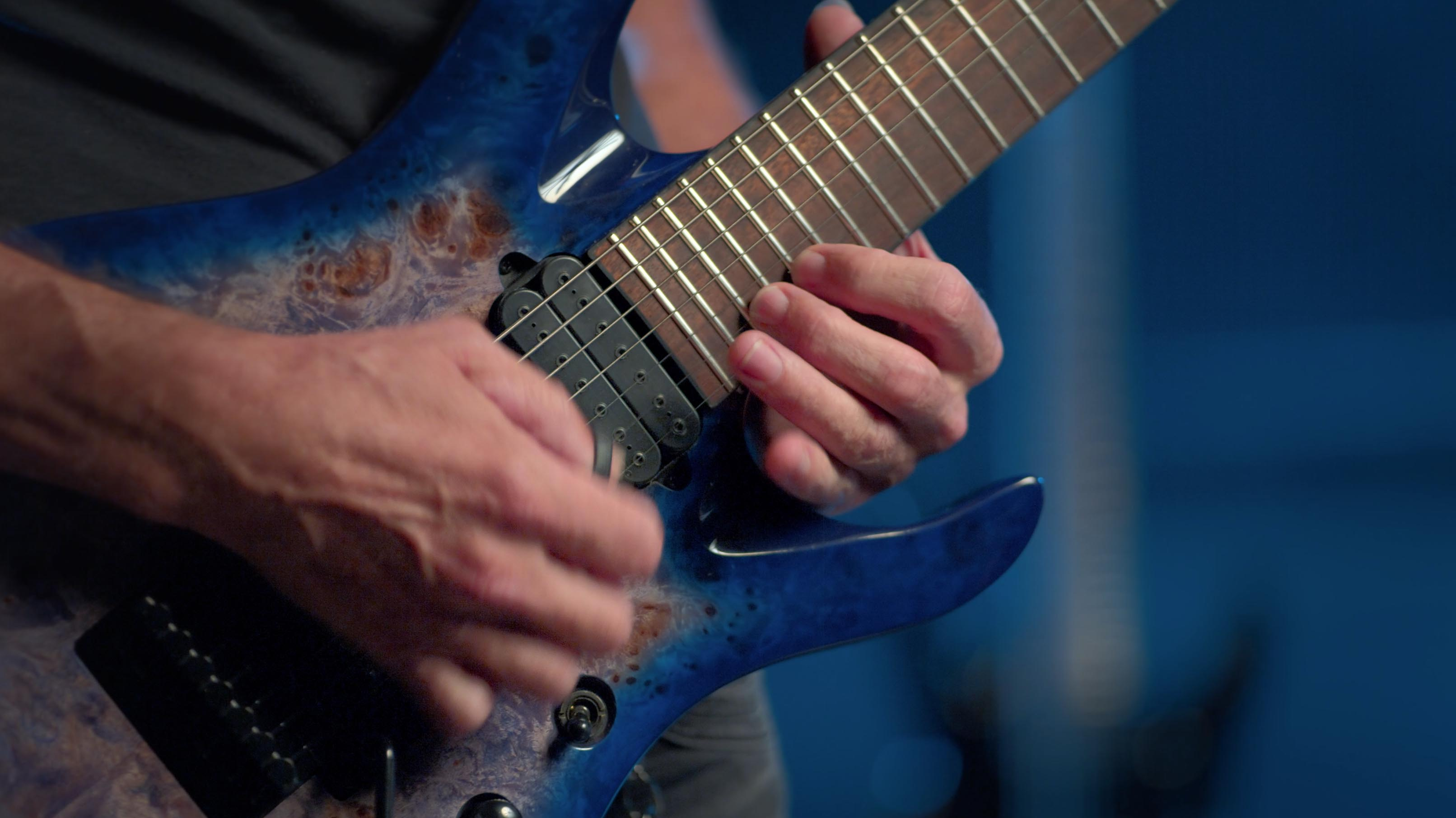 Chris Broderick Showcases his New Pro Signature Soloists