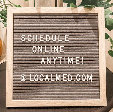 Online scheduling that works offline