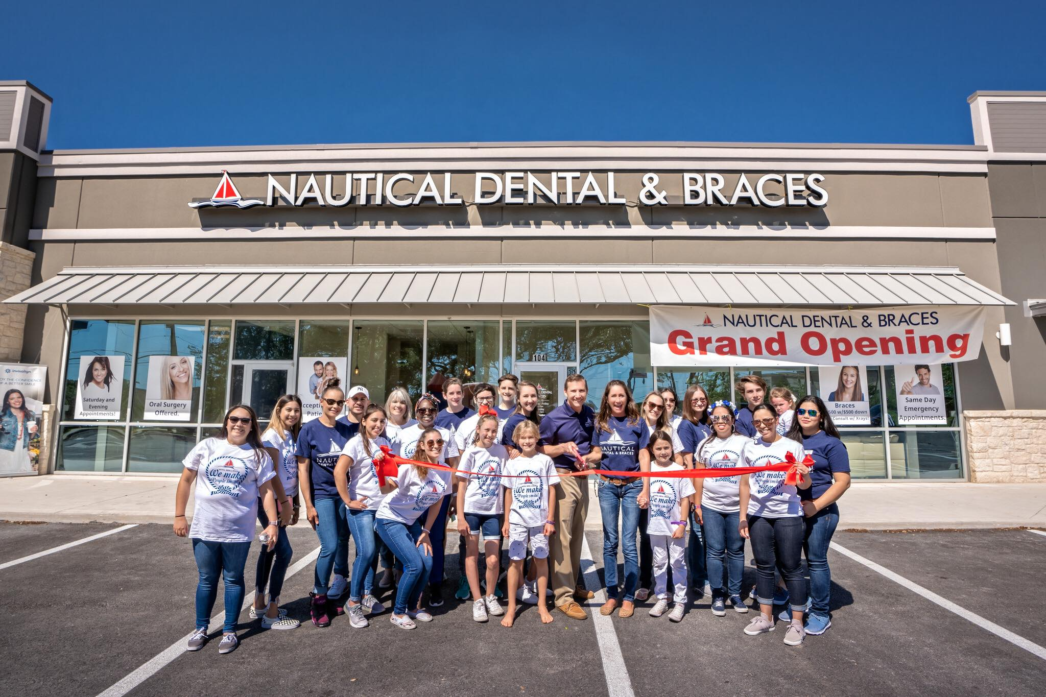Tales of a successful startup: Nautical Dental