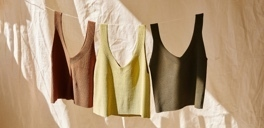 Frank and Oak - cotton tank tops