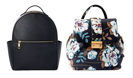 Indigo Backpacks