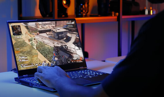 lenovo Legion gaming laptops