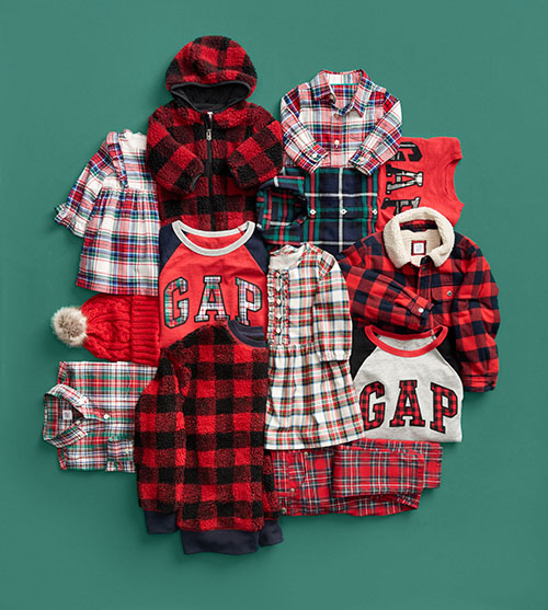 Gap Christmase Clothes