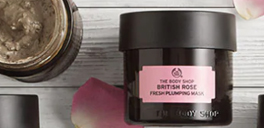 the body shop face mask scrub