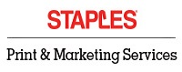 Staples Print & Marketing logo