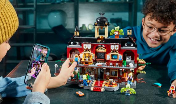 Indigo Lego Sets