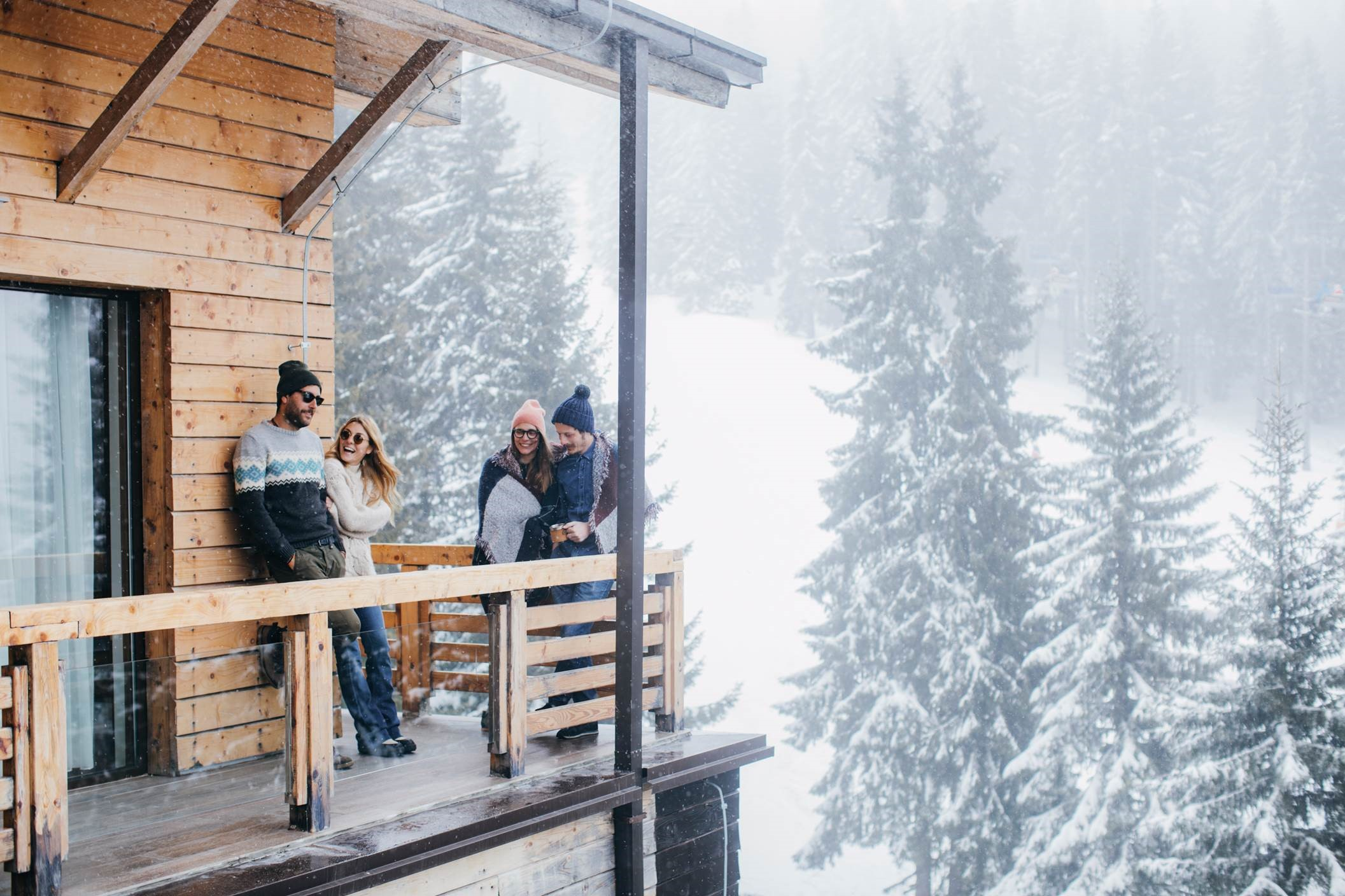 winter hotels
