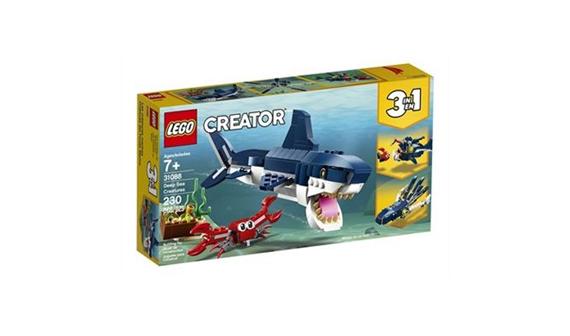 Indigo Lego