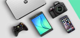electronics at amazon