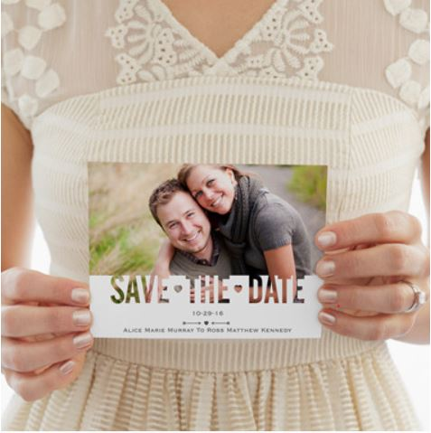 10 Custom Invites for $5 + Free Economy Shipping! Coupon Code: 10SAMPLES