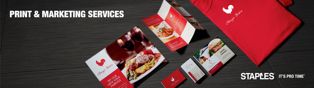 Staples Print & Marketing image