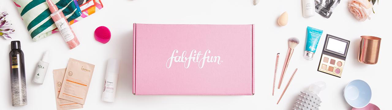 fabfitfun pink box