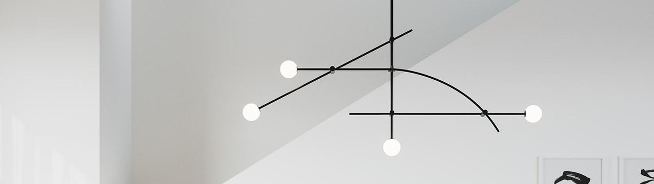 light fixture from lumens.com