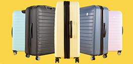 Profitez de valises à 99.99$ et moins chez ShopBentley.com!
