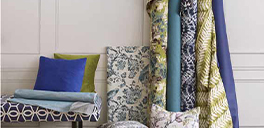 fabricville fabrics in a home