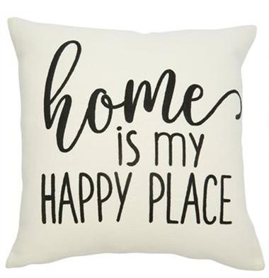 Indigo Home Pillow