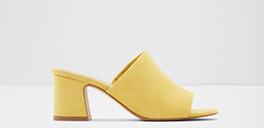Aldo yellow sandal