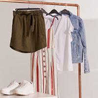 Ardene Summer Outfit