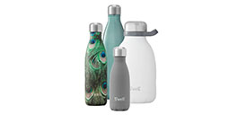 4 piece value set of 4 swell bottles