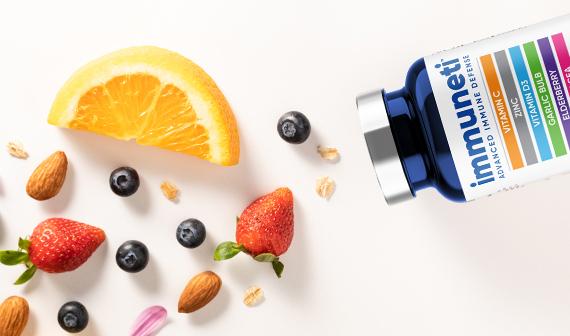 Immuneti Vitamins