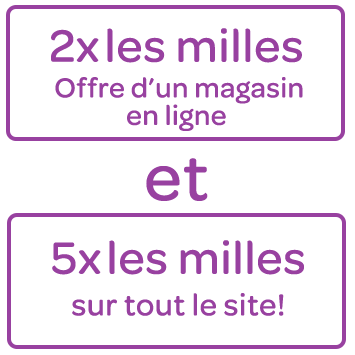 5x Miles Site-wide
